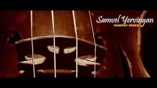 Samvel Yervinyan - Persian Night