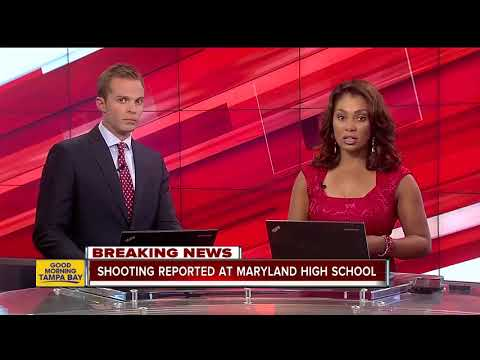 Xxx Mp4 Shooting Reported At High School In Maryland 3gp Sex