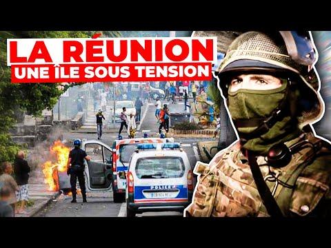 La Réunion une île sous tension