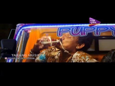 Love Station Comedy Clip   Funny Train Missing Scene   Papu Pom Pom   Babushan   Elina