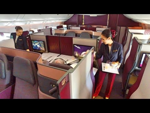 Xxx Mp4 World S BEST Business Class Qatar Airways Qsuite 3gp Sex