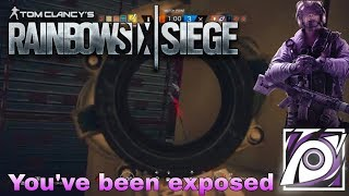 You've been exposed | Rainbow Six Siege #39 [GER]