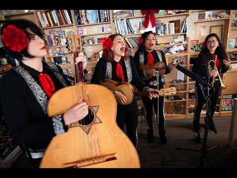 Mariachi Flor De Toloache NPR Music Tiny Desk Concert
