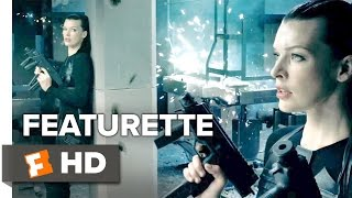 Resident Evil: The Final Chapter Featurette - Rewind (2017) - Milla Jovovich Movie