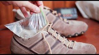 Жить здорово! Как растянуть узкую обувь. (03.12.2015) - YTPlay.ME - World No.1 Video Portal