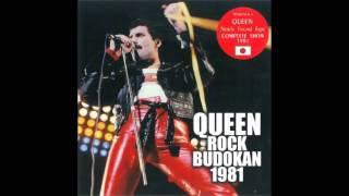 QUEEN - Live TOKYO 1981-02-12 Full Concert