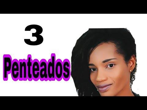 Penteados Para Cabelos Crespos/ Cacheados Curtos #BYIVACALIXTO