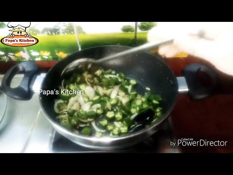 Xxx Mp4 வளவளப்பு இல்லாத பொரியல் Vendakkai Fry In Tamil Lady S Finger Fry In Tamil Chettinad Samayal 3gp Sex