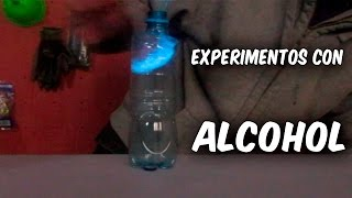 Como Hacer Experimentos Caseros Fáciles Con Alcohol_Experimentos Escolares