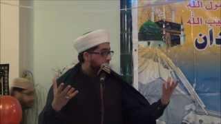 Imam Ijaz Ahmad Shami - Mehfil e Wajdaan UK 05.01.2014