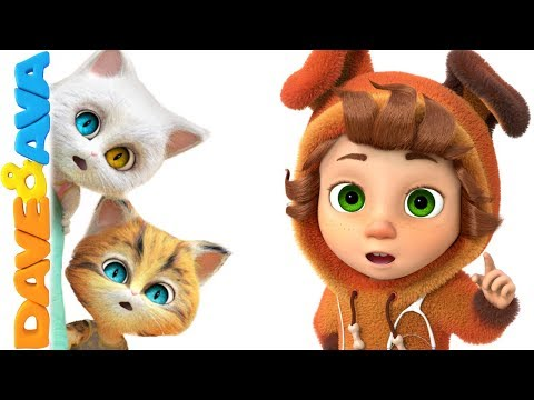😜Nursery Rhymes and Baby Songs | Popular Nursery Rhymes from Dave and Ava 😜
