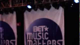 Kendrick Lamar BET Music Matters Tour Hosted By Dj AngelBaby & Aj