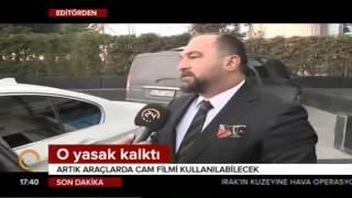 Cam Filmi Kullanımı Serbest Oldu - Avukat Cevat Kazma // Kanal 24