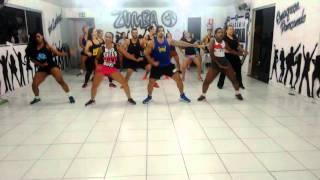 Bumbum de Metralhadora - MC Japão (Coreografia Fit Dance) Instrutor Paulo Fidélis