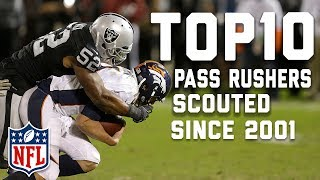 Top 10 Pass Rusher Prospects Since 2001 | Bucky Brooks | Move the Sticks | NFL