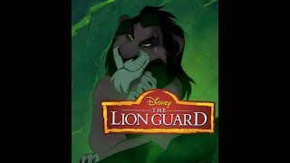Scar's Story - Lion Guard ( 500+ subscribers! )