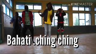 Bahati. Ching ching (cover)