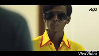 Hero Alom as Chulbul Pandey (Dabangg) - Dubbed