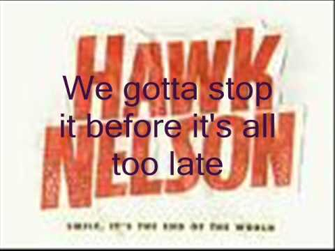 Hawk Nelson-The One Thing I Have Left (Lyrics)
