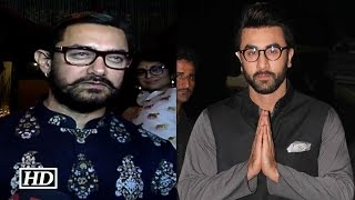 Aamir Khan's COMMENTS on Ranbir Kapoor