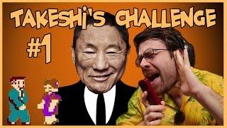Joueur du Grenier - Takeshi's Challenge N°1 - FAMICOM
