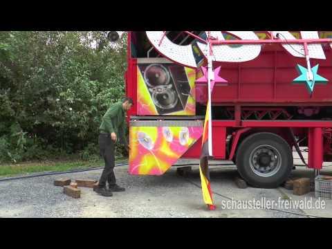 Crazy Dancer Freiwald Aufbauvideo