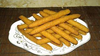 البطاطس المقرمشة عالطريقة الهندية رووووعة بجد تستحق التجربة
