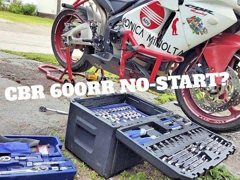Honda CBR 600RR No-Start Trouble Shooting