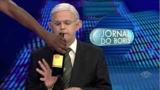 Jornal do Boris   Pânico na Band 2013 !!! (  EM  HD  )