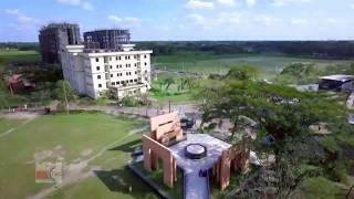 Aerial Glimpse of JKKNIU