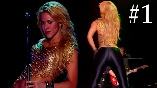 Shakira Hot Compilation - 1