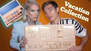 KYLIE COSMETICS: THE VACATION COLLECTION | Review & Swatches