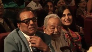 Salman Mother    Helan   Dharmendra   Bimal Roy Films Festival    Night With Dharmendar    Part 2