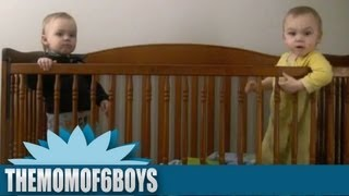 Twin Escapes From His Crib - OFFICIAL VIDEO