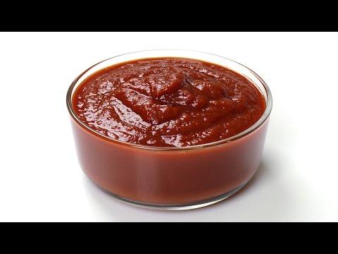 Как сделать кетчуп из томатной 812
