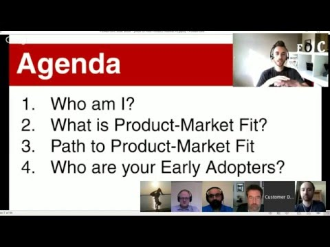 How to Find Product-Market Fit (FI West - Online Workshop)