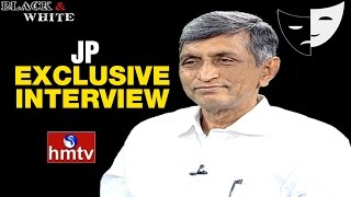Jayaprakash Narayana Exclusive Interview   Black & White By Venkata Krishna   HMTV