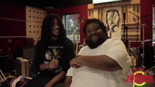 FAMILY TIME | WITH SKIP MARLEY AND ROGER LEWIS