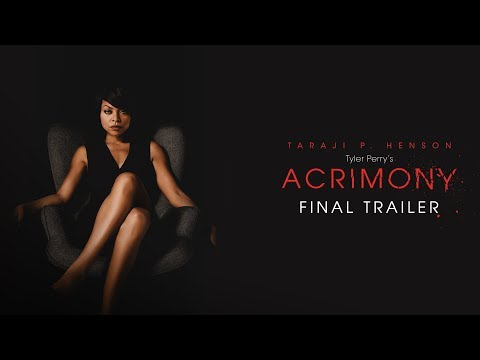 Tyler Perry's Acrimony (2018 Movie) Final Trailer – Taraji P. Henson - YouTube Alternative Videos Watch & Download