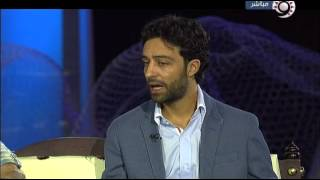 لقاء مع نجوم مسلسل الفاروق عمر 2012/8/19