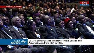 Pallo Jordan pays tribute to Skweyiya