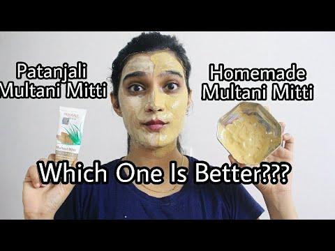 Xxx Mp4 Patanjali Multani Mitti Face Pack V S Homemade Multani Mitti Face Pack 3gp Sex