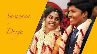 Tamil Reception Highlights - Indian Wedding Reception Video