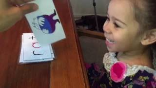 How to teach any child to read EASILY and FAST! before preschool!
