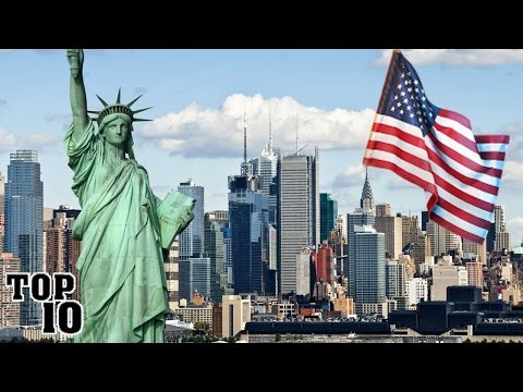 watch Top 10 Things To Do In New York
