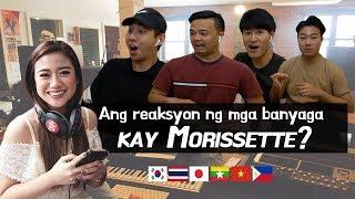"""Ang reaksyon ng mga banyaga sa kantang """"Akin Ka Na Lang"""" ni Morissette"""