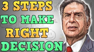 HOW TO MAKE THE RIGHT DECISION - Motivational Video in Hindi