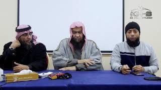 [JORDAN] Kajian Bersama Syaikh Ziyad & Syaikh Ali Hasan