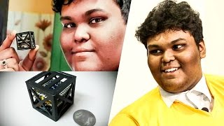 Smallest Satellite for NASA, 750 Marks in +2 | Success Story of Rifath | MT 24
