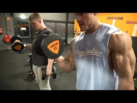 Xxx Mp4 BACK N BICEPS With KANE Vintage Workout 3gp Sex